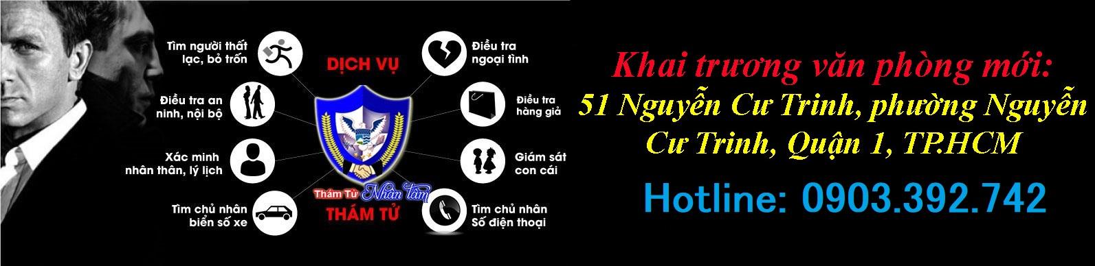 Công Ty Thám Tử Tư Điều Tra Uy Tín Nhất Sài Gòn TPHCM